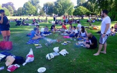 Piknik: Chinagarten, Zürich