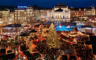 Noel Marketi Gezisi, Zürih